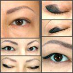 Татуаж глаз - техника теней
