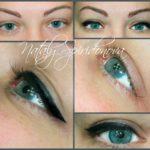 Увеличение глаз - объемная стрелочка